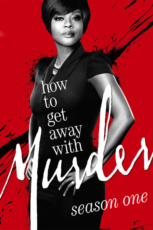 Cover of the Season 1 of How to Get Away with Murder