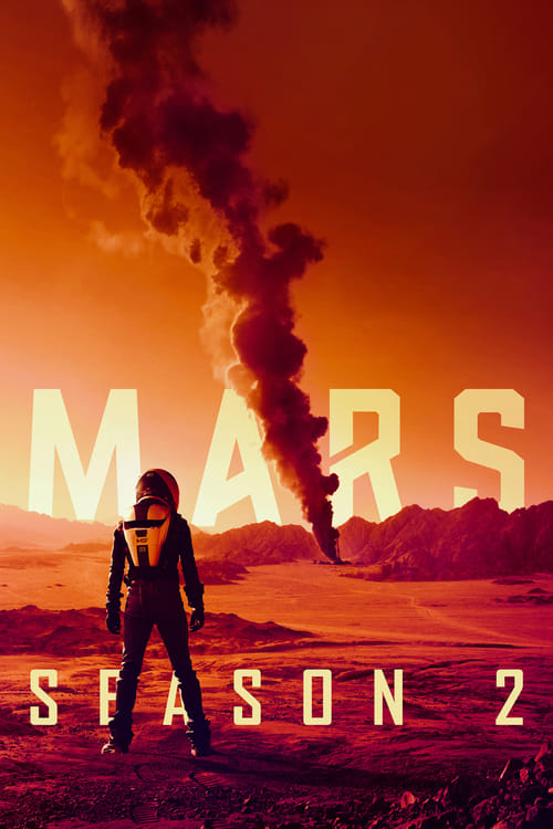 Cover of the Season 2 of Mars