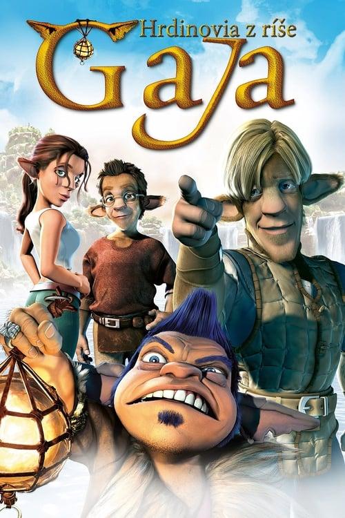 Hrdinovia z ríše Gaja