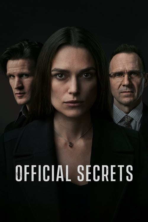 watch Official Secrets full movie online stream free HD
