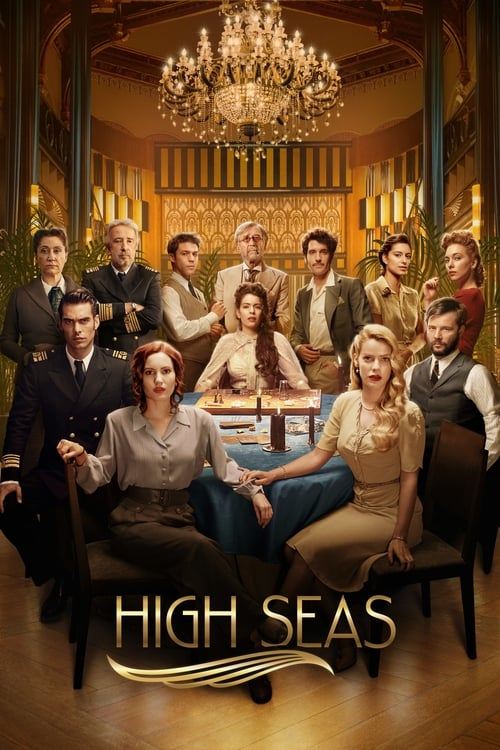 Cover of the Season 2 of High Seas