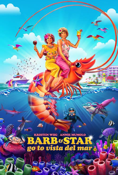 Barb & Star Go to Vista Del Mar (2021) Repelisplus Ver Ahora Películas Online Gratis Completas en Español y Latino HD