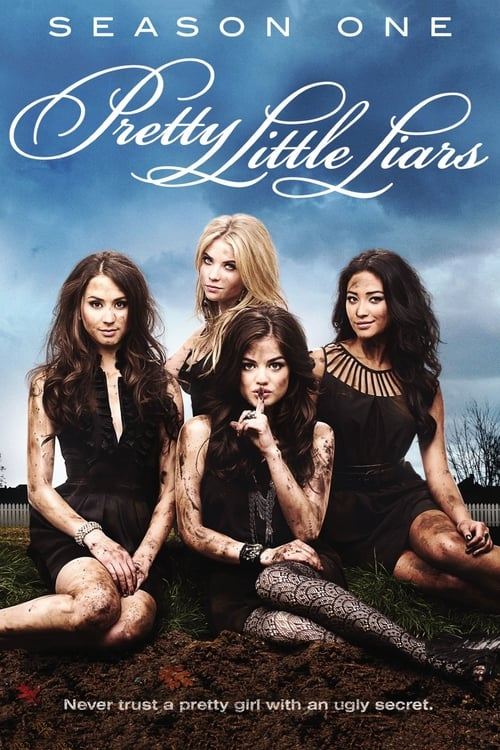 Cover of the Season 1 of Pretty Little Liars