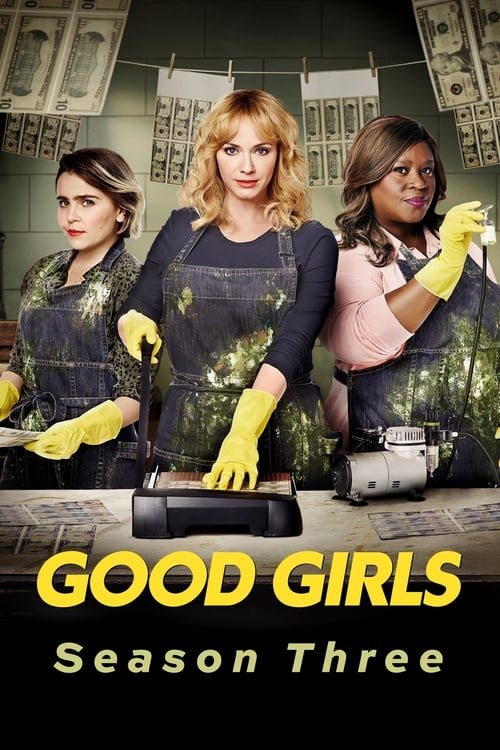 Cover of the Season 3 of Good Girls