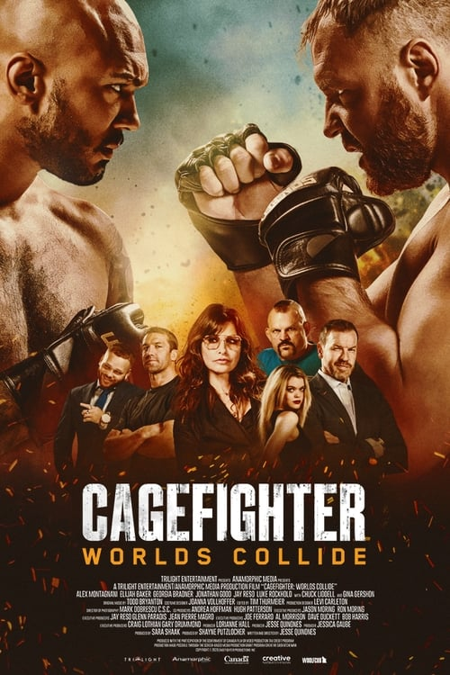 Watch Cagefighter: Worlds Collide Online