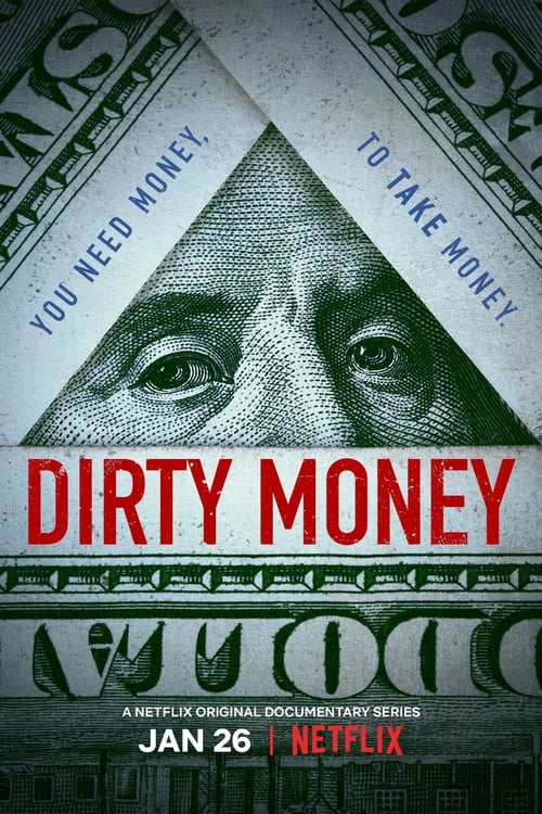 Cover of the Season 1 of Dirty Money
