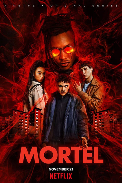 Cover of the Season 1 of Mortel