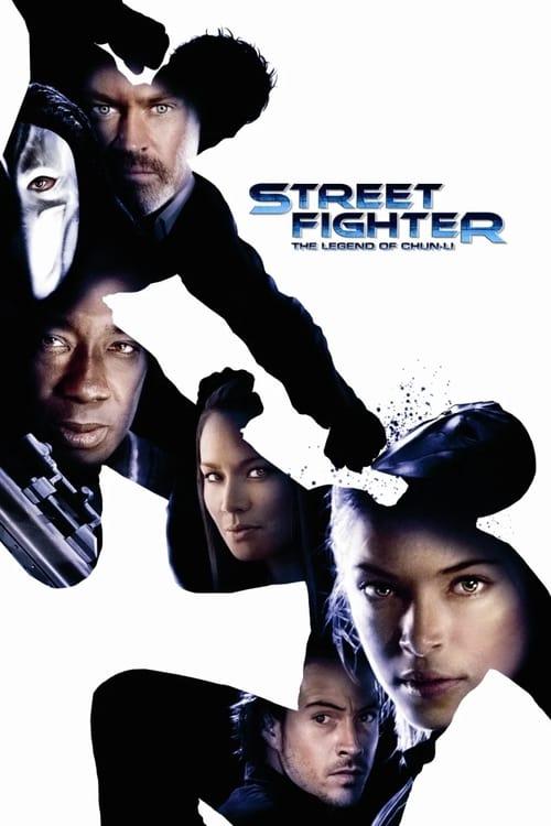 Street Fighter: Chun Li Efsanesi