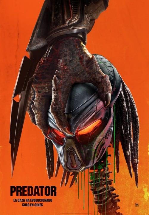 Predator (2018) Repelisplus Ver Ahora Películas Online Gratis Completas en Español y Latino HD
