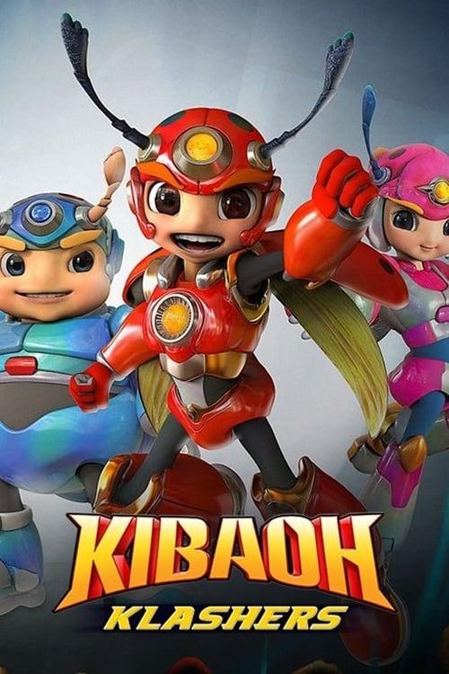 Cover of the Kibaoh Klashers of Kibaoh Klashers
