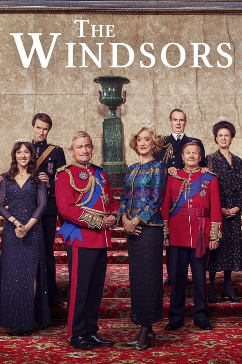 Cover of the Season 3 of The Windsors