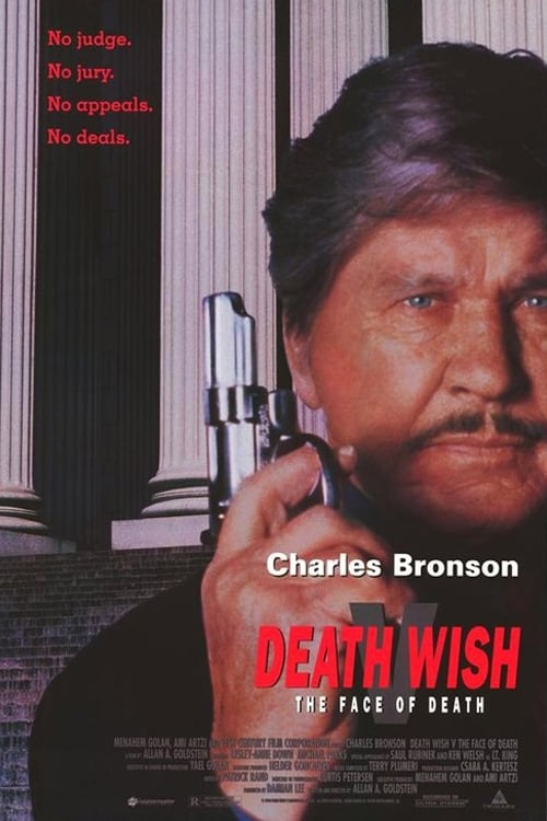 Death Wish V: The Face of Death (1994) Watch Full Movie Streaming Online