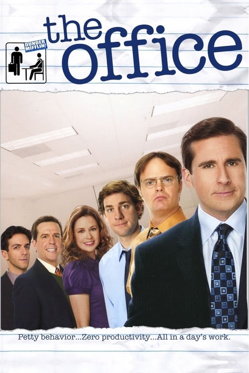 Cover of the Season 5 of The Office