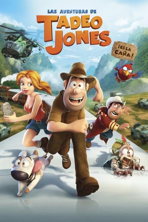 Las aventuras de Tadeo Jones (2012) Watch Full Movie Streaming Online