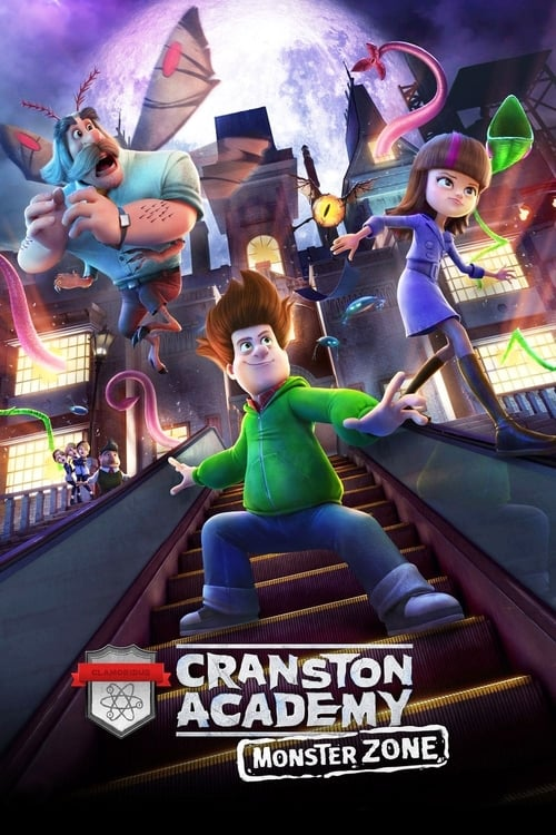 Watch Cranston Academy: Monster Zone Online