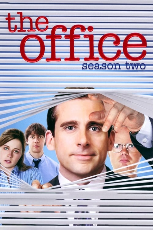 Cover of the Season 2 of The Office