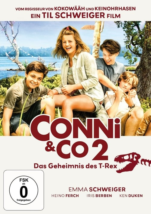Conni & Co 2 - The secret of the T-Rex