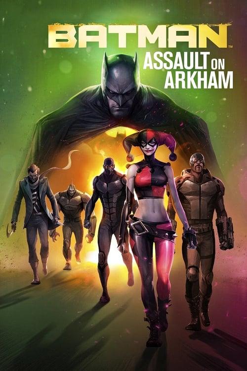 Batman : Arkham'a Saldırı