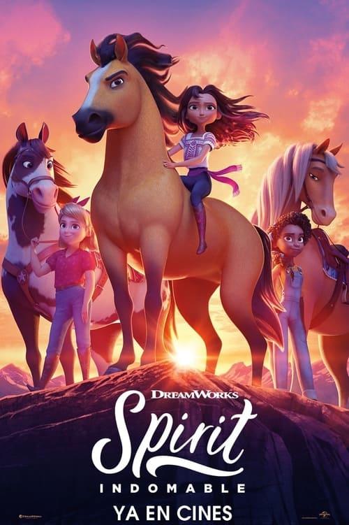 Spirit - Indomable (2021) Repelisplus Ver Ahora Películas Online Gratis Completas en Español y Latino HD