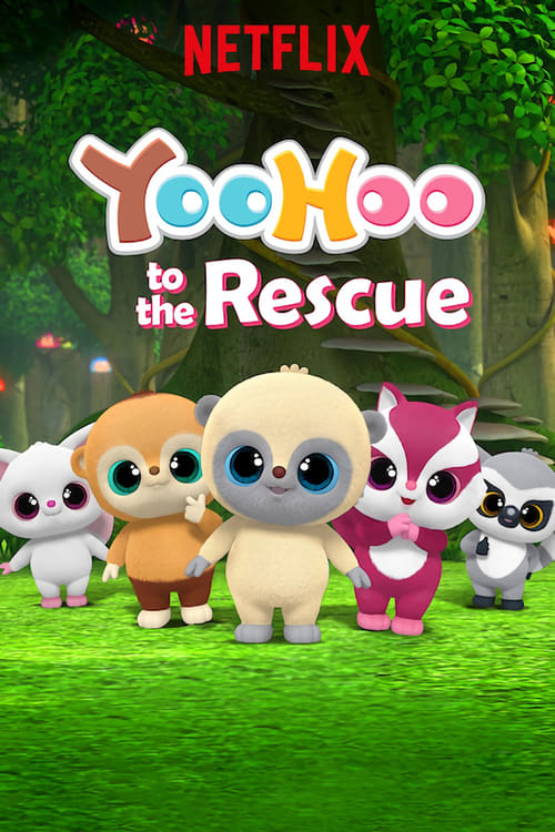 Cover of the Season 1 of YooHoo to the Rescue