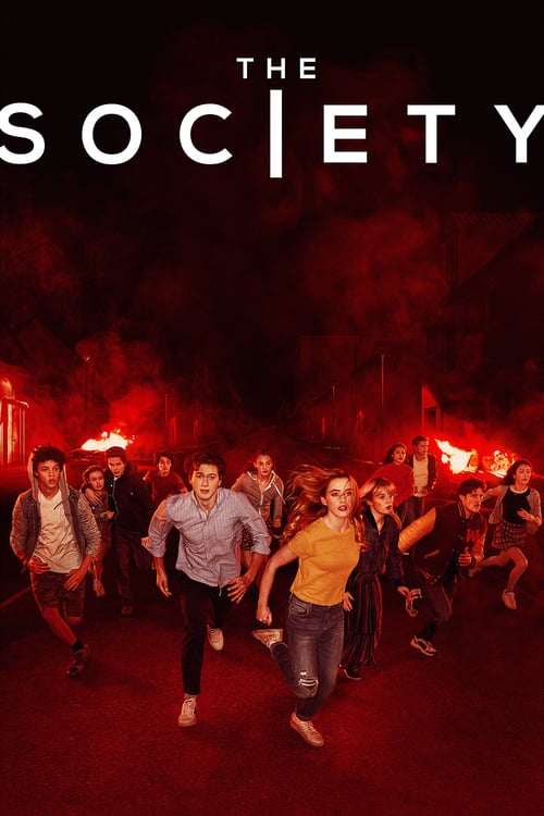 Cover of the Season 1 of The Society