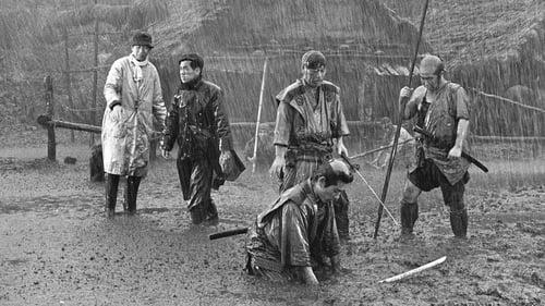 Les Sept Samouraïs (1954) Regarder film gratuit en francais film complet streming gratuits full series