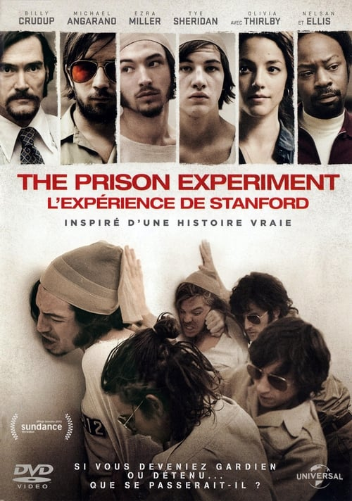 The Prison Experiment : L'Expérience de Stanford (2015) Film complet HD Anglais Sous-titre