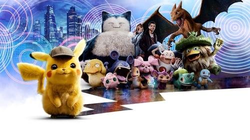 Pokémon Detective Pikachu (2019) Watch Full Movie Streaming Online