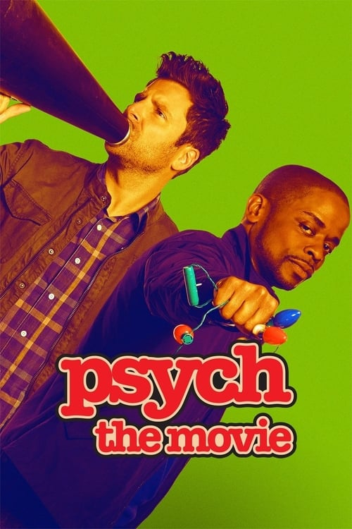 Psych: The Movie (2017) Watch Full Movie Streaming Online