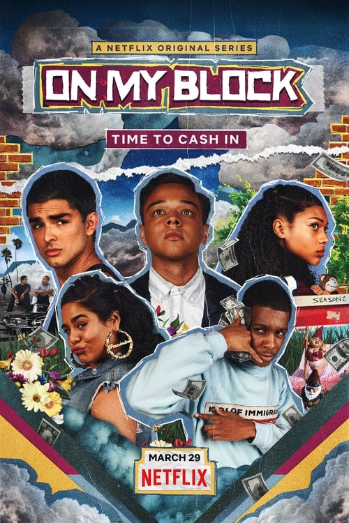 Cover of the Season 2 of On My Block