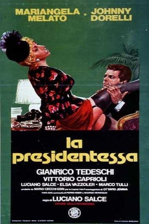 La Presidentessa 1977