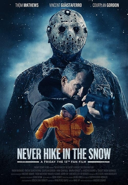 Watch Never Hike In The Snow Online