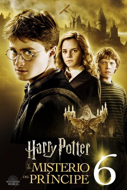 Harry Potter y el misterio del príncipe (2009) Repelisplus Ver Ahora Películas Online Gratis Completas en Español y Latino HD
