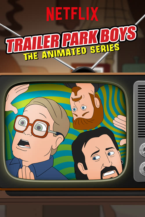 Cover of the Season 1 of Trailer Park Boys: The Animated Series
