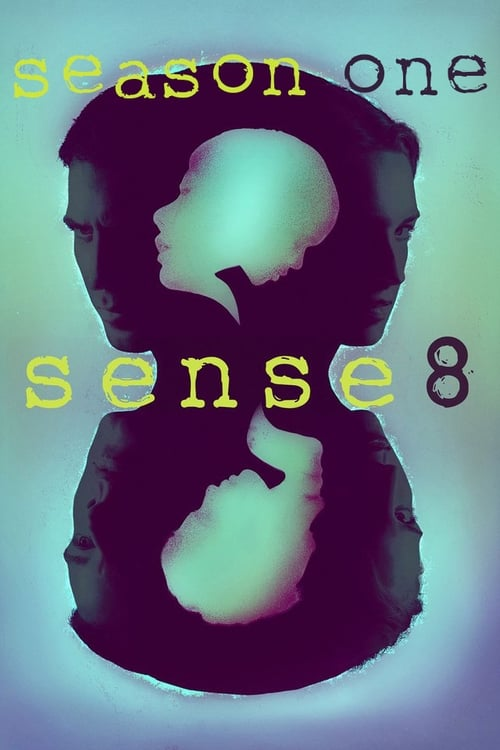 Cover of the Season 1 of Sense8