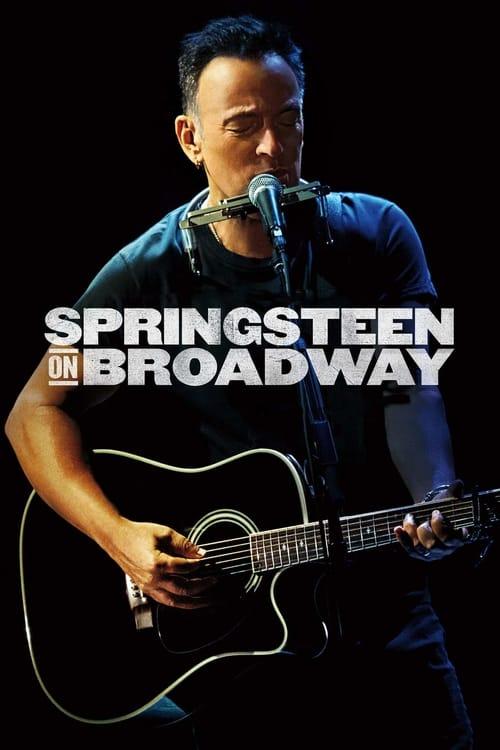 watch Springsteen On Broadway full movie online stream free HD