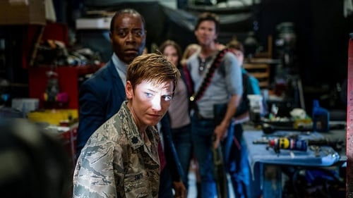 Alien Siege (2018) Watch Full Movie Streaming Online