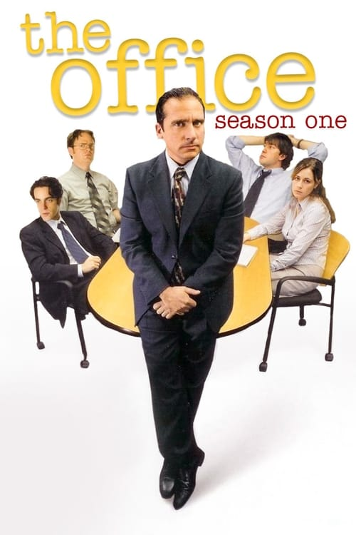 Cover of the Season 1 of The Office