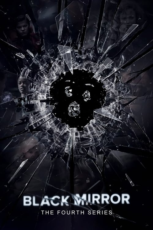Cover of the Season 4 of Black Mirror