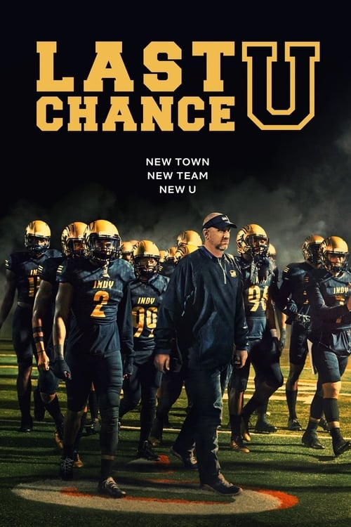 Cover of the INDY: Part 2 of Last Chance U