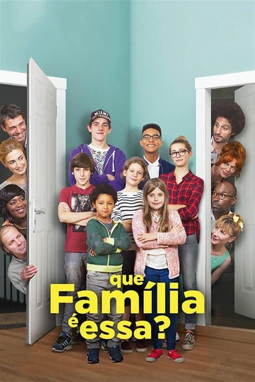 Filme Que Família é Essa? Dual Áudio 2020 – BluRay 1080p x265