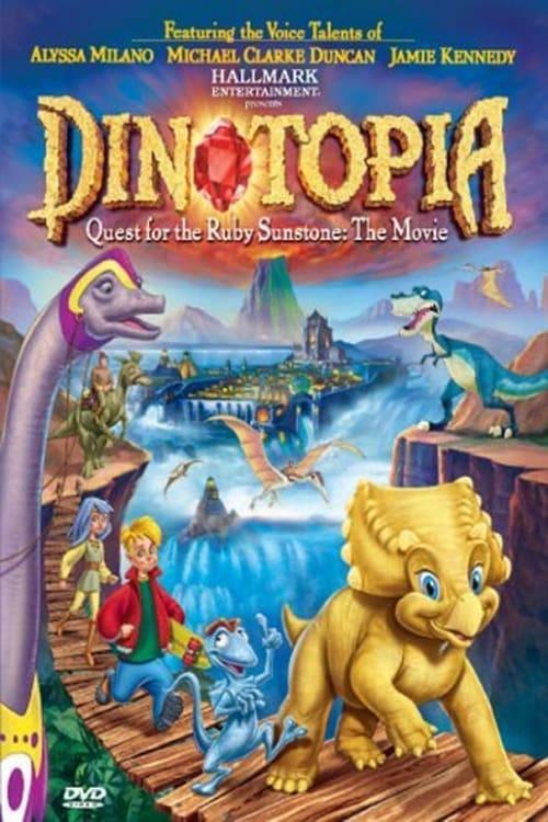 Dinotopie: Výprava za kamenem Slunce