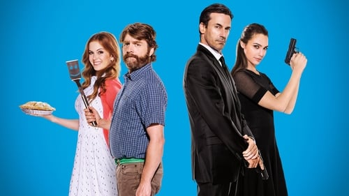 Keeping Up with the Joneses (2016) Watch Full Movie Streaming Online