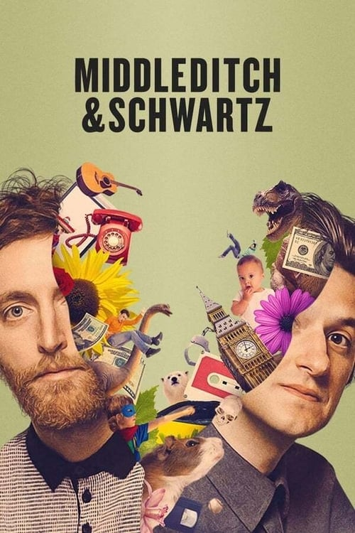 Cover of the Season 1 of Middleditch & Schwartz