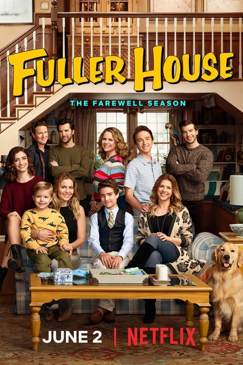 Cover of the Season 5 of Fuller House