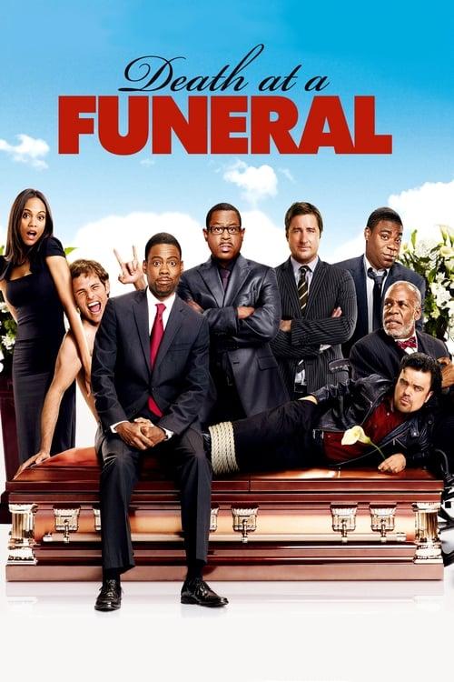 Bláznivý pohreb