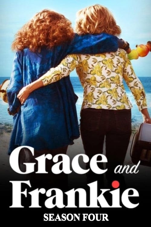 Cover of the Season 4 of Grace and Frankie