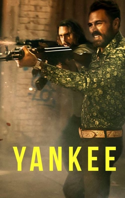 Cover of the Season 1 of Yankee