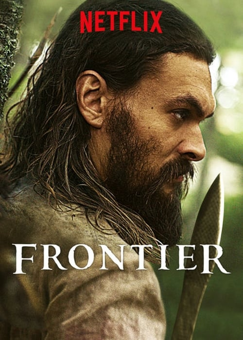 Cover of the Season 3 of Frontier