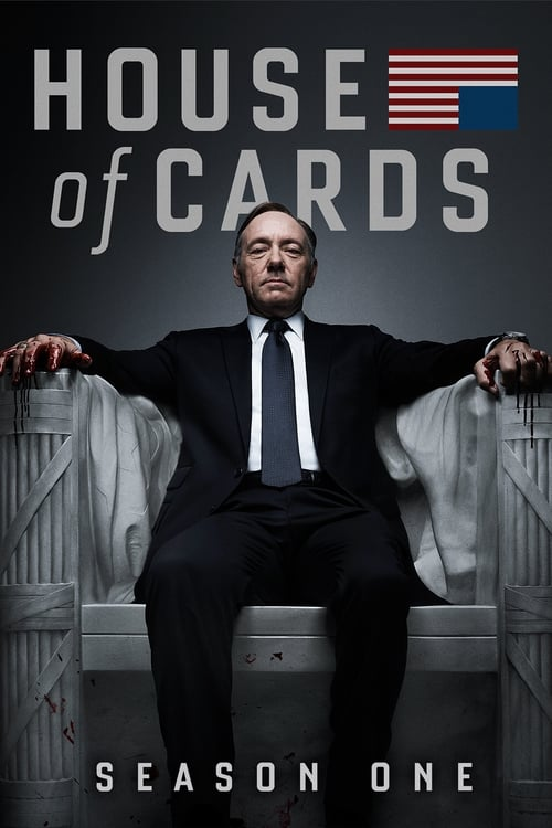 Cover of the Season 1 of House of Cards